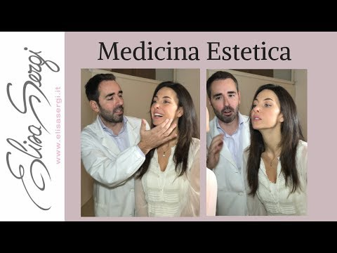 Medicina Estetica - Vitamine e acido ialuronico - Elisa Sergi