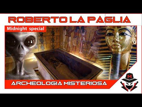 Ep. 83 Midnight special con Roberto La Paglia  Speciale archeologia misteriosa