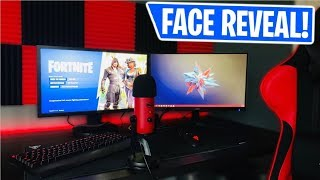 The Ultimate Gaming & Content Creating Setup!   Face Reveal (100k)