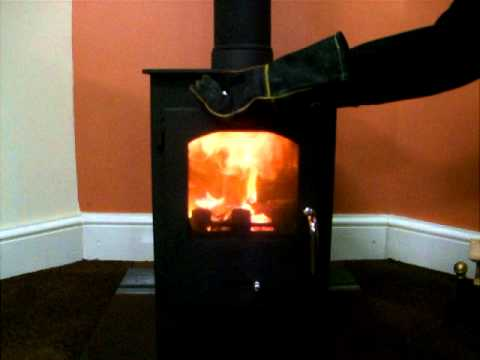 Defra approved Bohemia X 30 Woodburning stove for smoke control areas by Pevex Enterprises Ltd