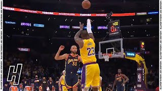 LeBron James Hits CRAZY GAME-WINNER over Stephen Curry to Win the Game vs Warriors | May 19, 2021