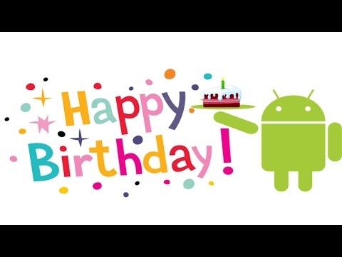 Happy birthday untuk Lagu Ulang Tahun dengan My Piano (Android Apps)