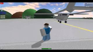 my airfield roblox