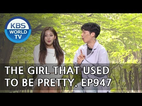 The Girl That Used to be Pretty I밥 잘 사주는 예뻤던 누나 [Gag Concert / 2018.05.12]