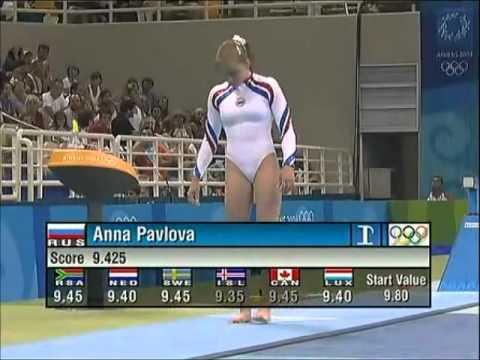 2004 Athens Olympics Vault Final Gymnastics