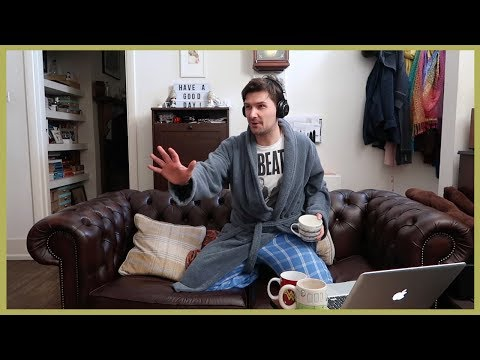 Doing Life Wrong  (A bad guide to working from home) | Weekly Nonsense