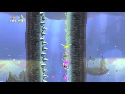 Rayman Legends Wii U Official Trailer