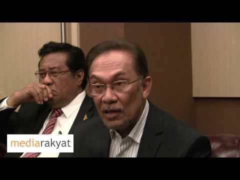 Anwar Ibrahim: I Have Not Met The Sulu Sultan