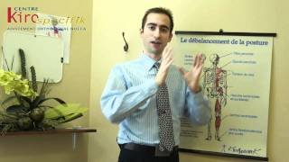 Douleurs lombaires - Sciatique - Sacro-iliaque