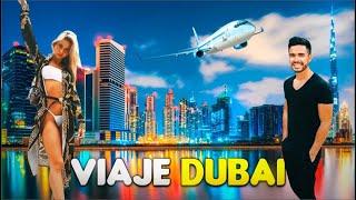 VIAJE A DUBAI CON LA SEGUIDORA❤️