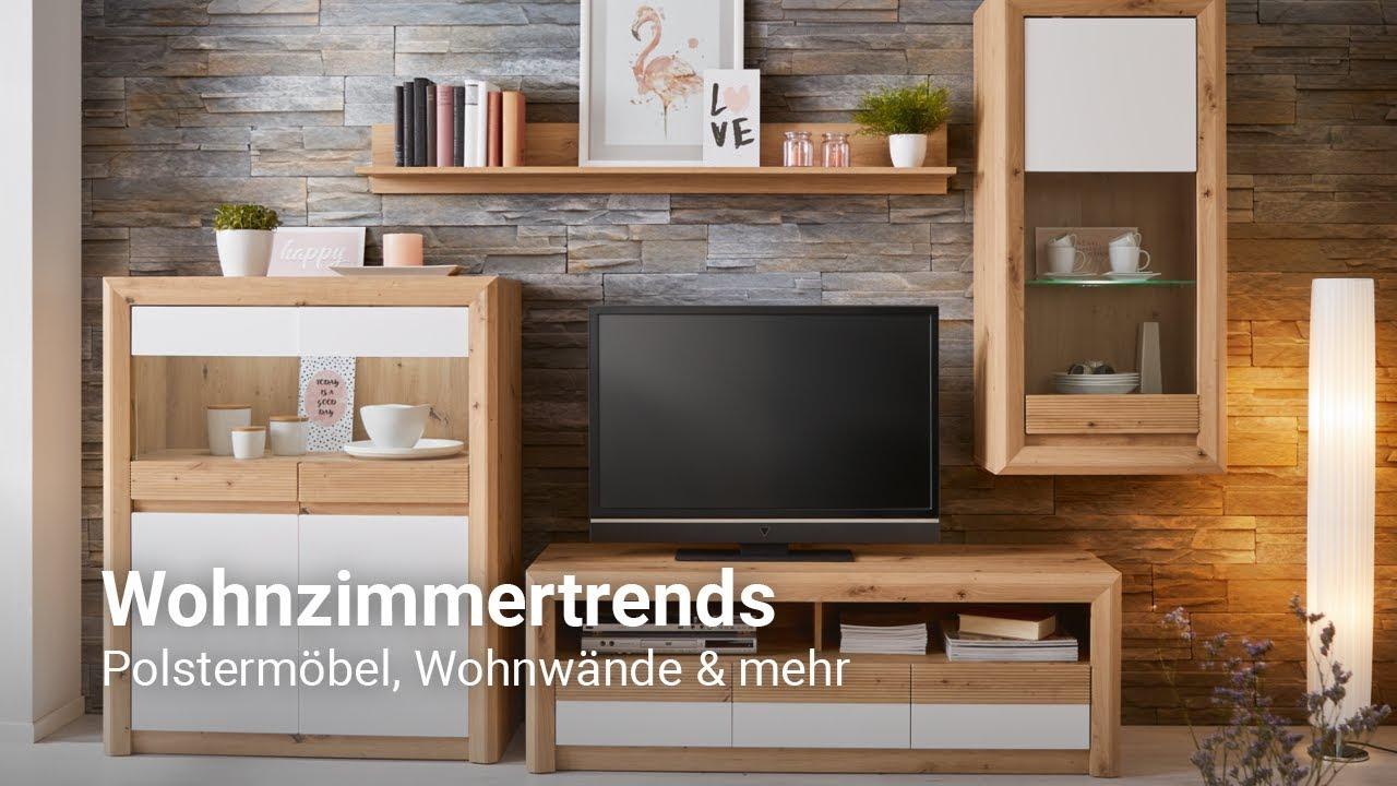 Wohnzimmermöbel online entdecken  Möbelix