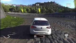 "DRIVECLUB™- VOLKSWAGEM GOLF GTI ""JAPAN"""