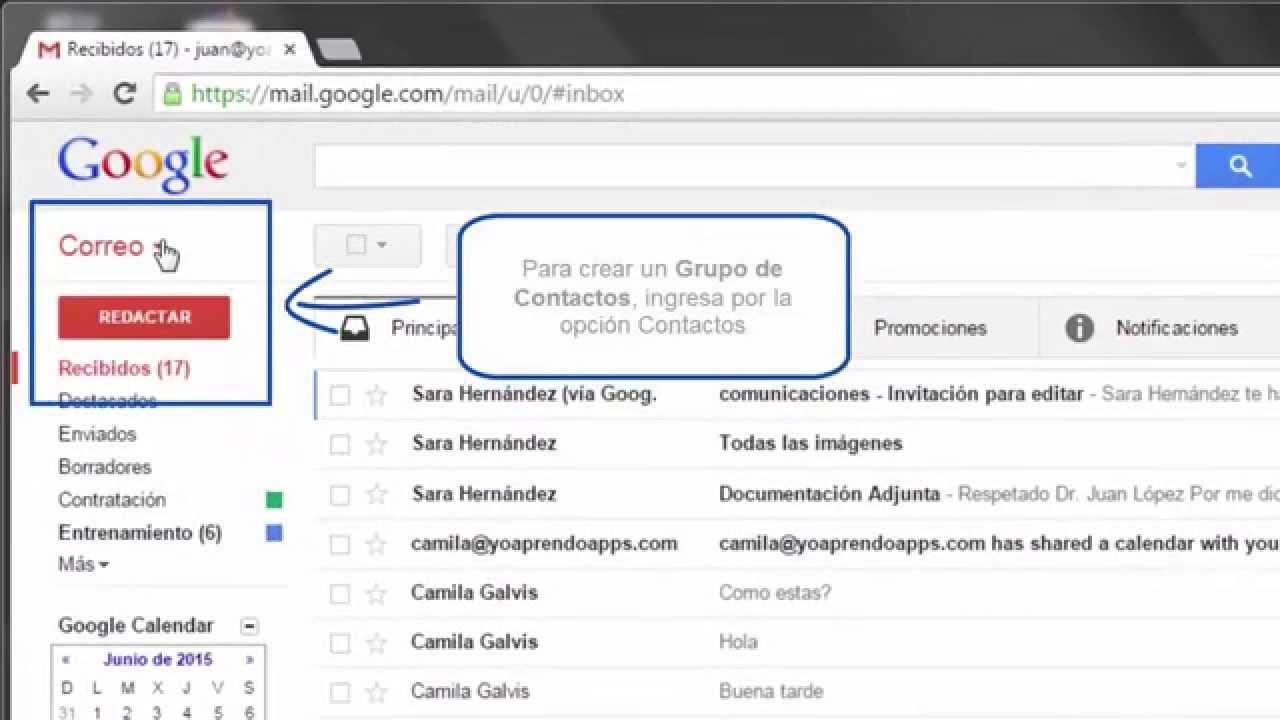 Ver Mi Correo De Gmail Seonegativo
