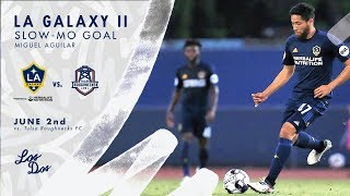 SLO-MO: Miguel Aguilar gives Los Dos the win against Tulsa Roughnecks
