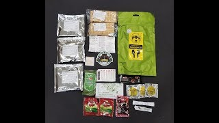 VERY DIFFERENT Inside a Russian PROS Series Hiking MRE Ration