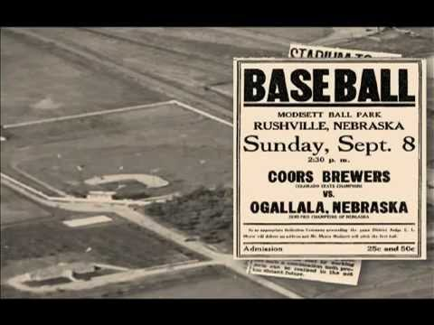 Sand Hills & Sandlots: The Amazing Story of Rushville's Modisett Ball Park