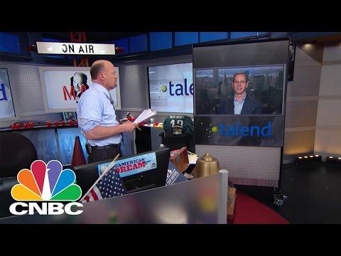 Talend CEO: 100 Percent Growth | Mad Money | CNBC