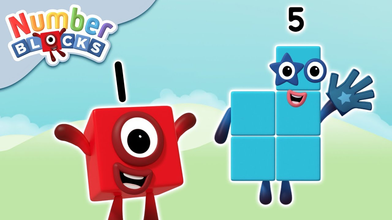 Numberblocks Hide And Seek Double Trouble More Adventures Learn To Count