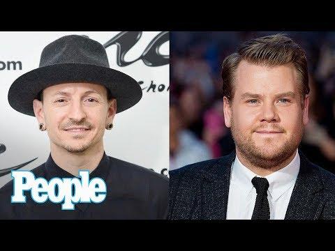 James Corden: Chester Bennington's Family Makes Final Call On Carpool Karaoke | People NOW | People