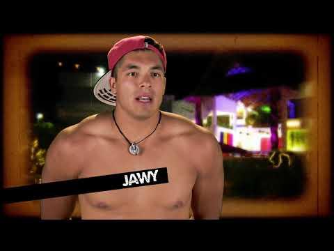 Tadeo e Mane transam no mesmo quarto que Jawy e Tália   MTV Acapulco Shore T1 indir