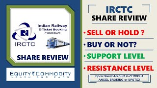 IRCTC SHARE REVIEW | UPPER CIRCUIT के बाद SELL OR HOLD?| BUY OR NOT?| IRCTC SHARE NEWS |IRCTC STOCK