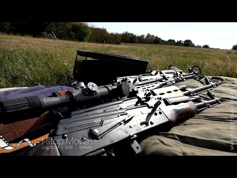AK-47 Tabuk Manufacturer - Two Rivers Arms
