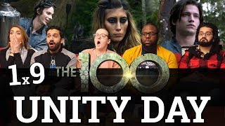 The 100 - 1x9 Unity Day - Group Reaction