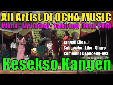 KESEKSO KANGEN - Orgen tunggal Lampung Campursari Lagu Jawa Plasma Production Bastomi Bin Samsudin