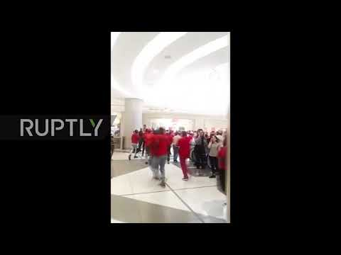 South Africa: Protesters rally outside H&M store amid racism claims
