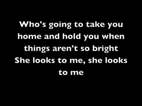 Red Hot Chili Peppers: She looks to me (lyrics)