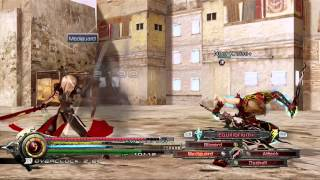 Lightning Returns FF13: Noel Kreiss + Hard Mode (5 STARS)