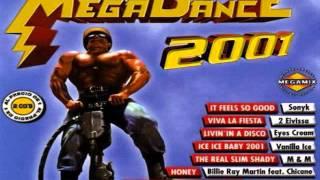 2.-2 Eivissa - Viva La Fiesta(Megadance 2001)CD-1