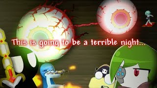 �������� ���� Stickmen Vs The Twins - Terraria Animation ������