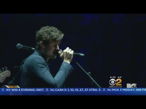 Shawn Mendes Wins Big At MTV EMAs