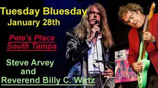 Steve Arvey And Reverend Billy C Wirtz Hoy Hoy Hoy