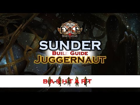 Sunder Poe   Build