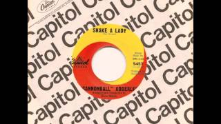 CANNONBALL ADDERLEY - Shake A Lady - CAPITOL