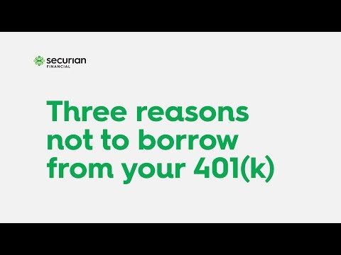 why-shouldn't-you-borrow-money-from-your-401(k)?-here-are-three-reasons.