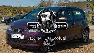 SEAT Mii 1.0 Erdgas Ecofuel Test 2018