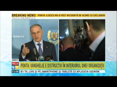 Geoana in 2014: Ponta si Corlatean au impiedicat votul      in diaspora