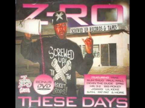 Z-Ro-If You Dont Look Good (2011)