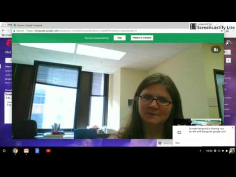 Google Chat And Hangouts