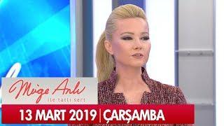 Müge Anlı ile Tatlı Sert 13 Mart 2019 Çarşamba - Tek Parça