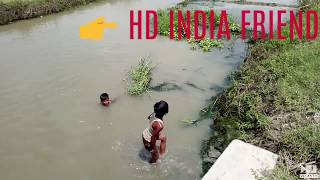 New comedy videos 2018 village funny videos ) HD India friend