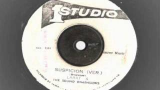 Larry Marshall - Suspicion extended mix -  studio 1