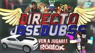 #ROBLOX epic DE DIRECTO● // ven a jugar! // ROBLOX // ☠JOSE DUBSS☠ #roblox