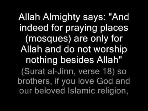 EXSLUSIVE help help help mosque