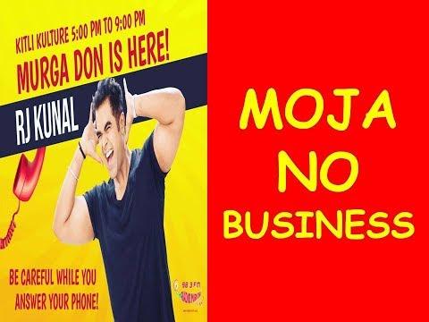 ||RJ KUNAL || MIRCHI MURGA ||MOJA NO BUSINESS!! ||