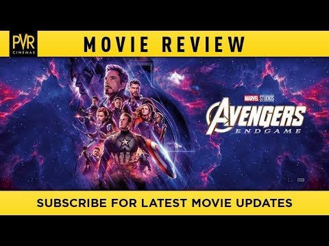 Avengers Endgame Review At PVR