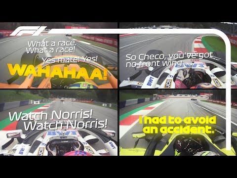 Crazy Four-Way Battle  2020 Styrian Grand Prix